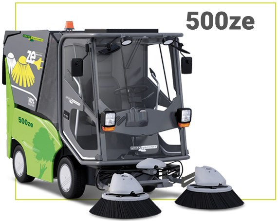 Green Machines Products 500ze