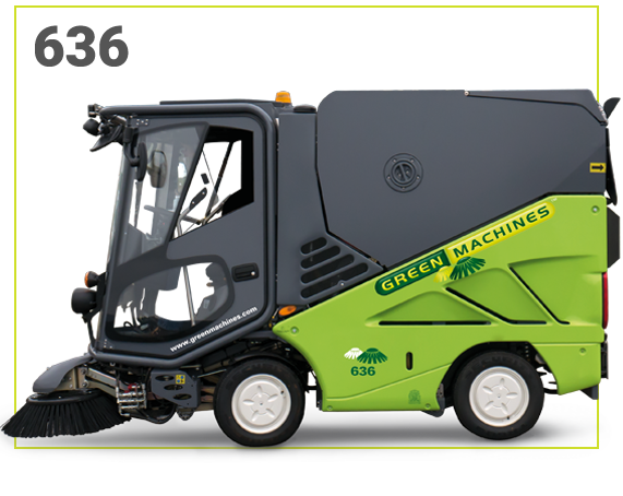 Green Machines Products 636