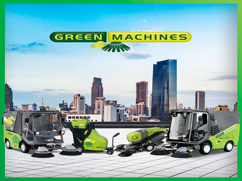 Green Machines promotional