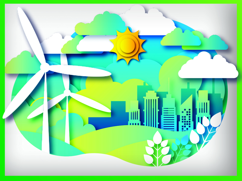 USING RENEWABLE ENERGY SOURCES Featured