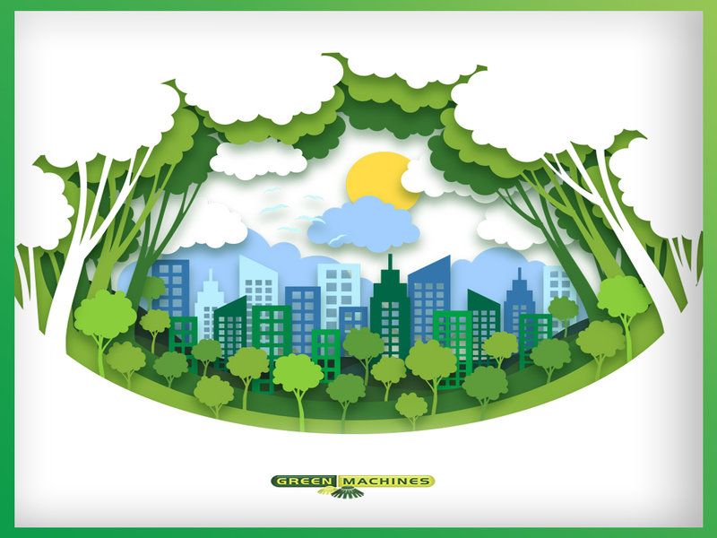 What does it take to go green