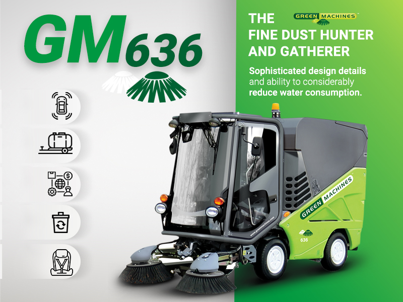 THE 636 MODEL IS A FINE DUST HUNTER Featured