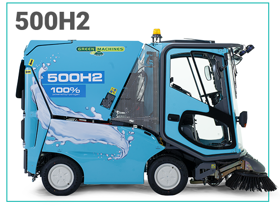 green machines products 500H2