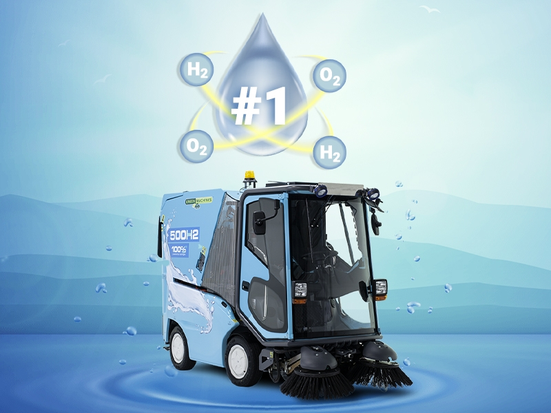HYDROGEN FUEL IS THE FUTURE Featured