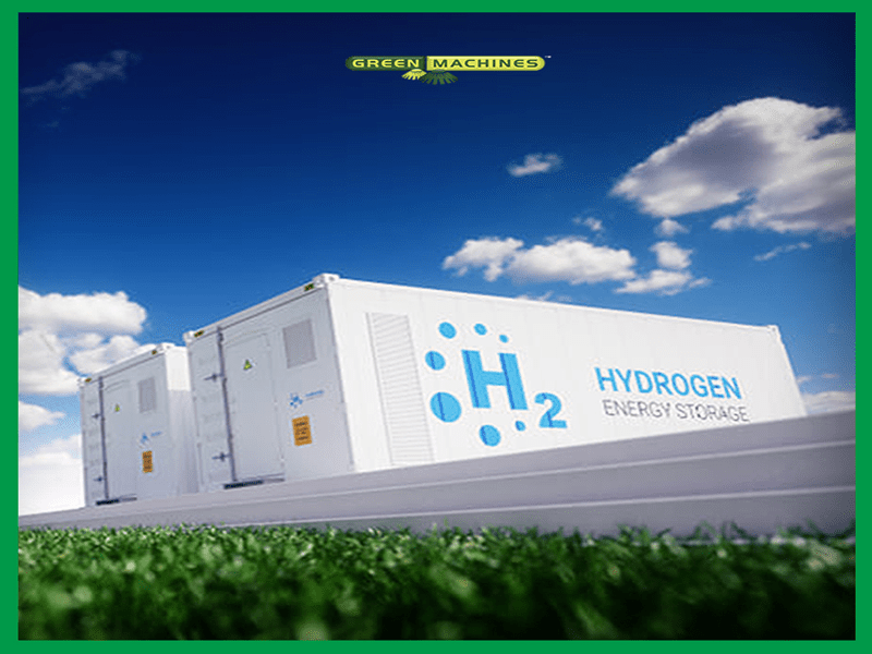 MIDDLE EAST'S POTENTIAL FOR GREEN HYDROGEN featured
