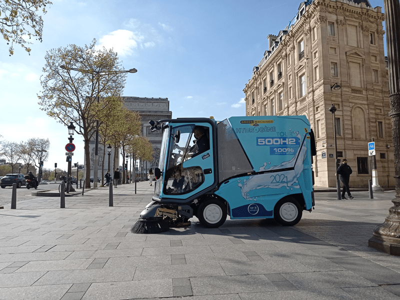 GREEN HYDROGEN PLAN IN FRANCE Featured
