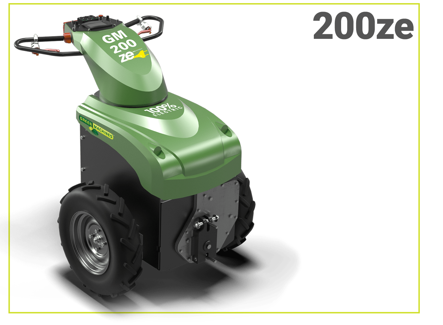 Green Machines Products 200ze