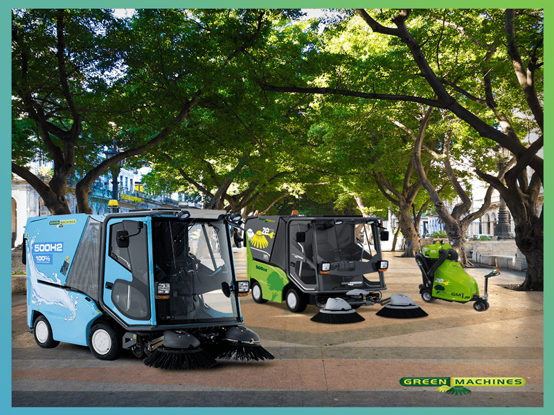 WHY OUR ECO-FRIENDLY SWEEPERS ARE SUPERIOR Featured