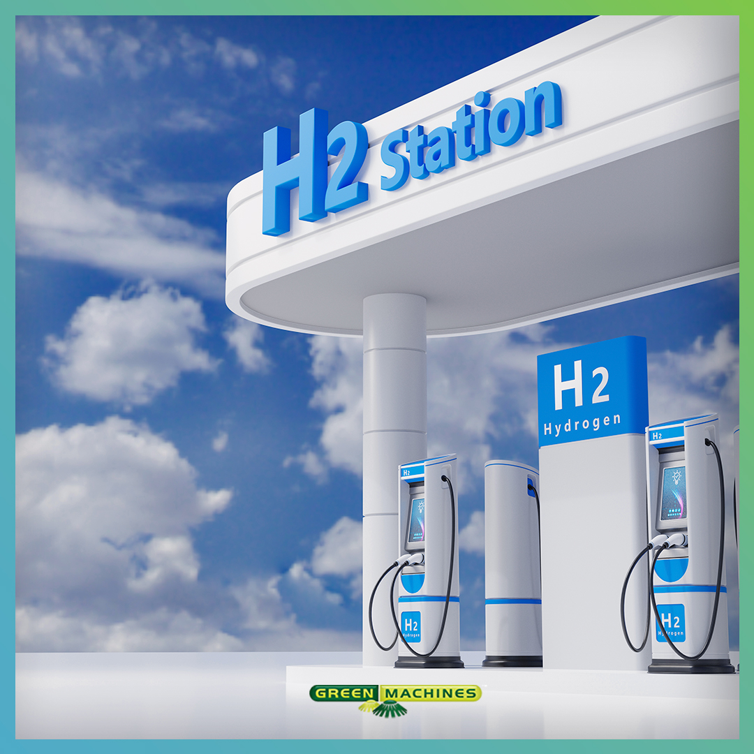 HYDROGEN-POWERED OLYMPIC GAMES TOKYO 2021