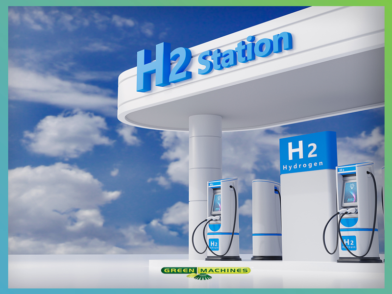 HYDROGEN-POWERED OLYMPIC GAMES TOKYO 2021 Featured