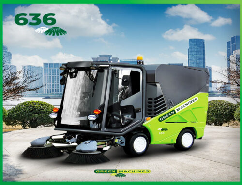 GM 636 IS A REALLY SPECIAL SWEEPER