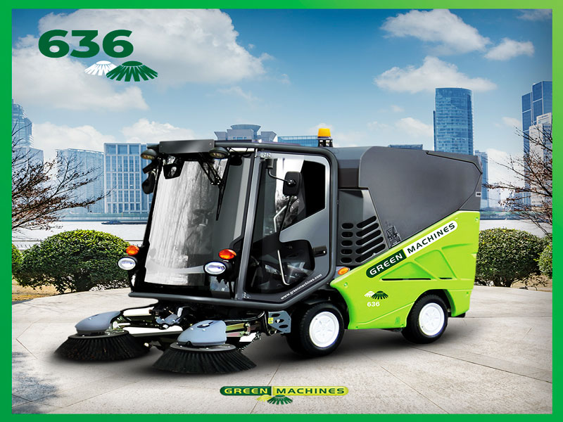 GM 636 IS A REALLY SPECIAL SWEEPER Featured